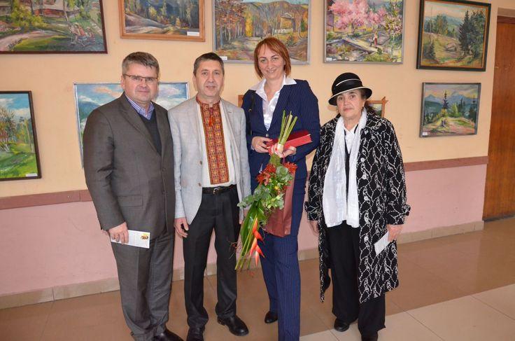 Mesto SVIDNÍK   Aktuality   Výstava Michajla Vorochtu pri príležitosti životného jubilea