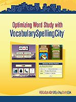 Words Their Way®* is a series of textbooks, activity books, activity guides, teacher's guides, and workbooks owned by Pearson Education, Inc. that takes a developmental approach to phonics, spelling