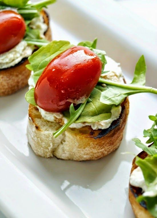 1000+ images about Just A Taste on Pinterest | Pastries, Blue cheese ...