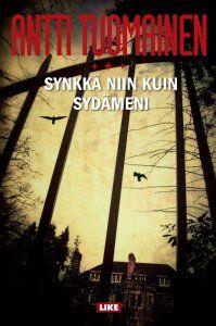Antti Tuomainen - Synkkä niin kuin sydämeni, e-kirja Hyvin rakennettu kokonaisuus. Jotenkin tämän jännärin haluaisin nähdä elokuvana ellei joku sit onnistu pilaamaan tätä leffaa yrittäessään. Kirjana voin suositella psykologisen trillerin ystäville!