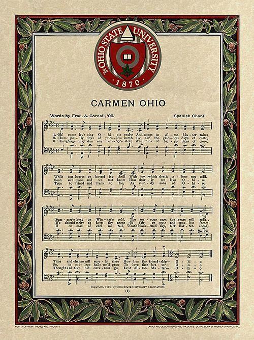 Carmen Ohio