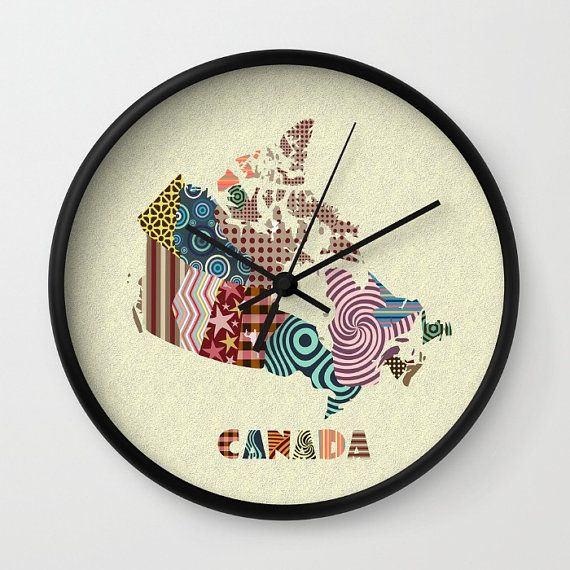 24 Best WALL CLOCKS Images On Pinterest
