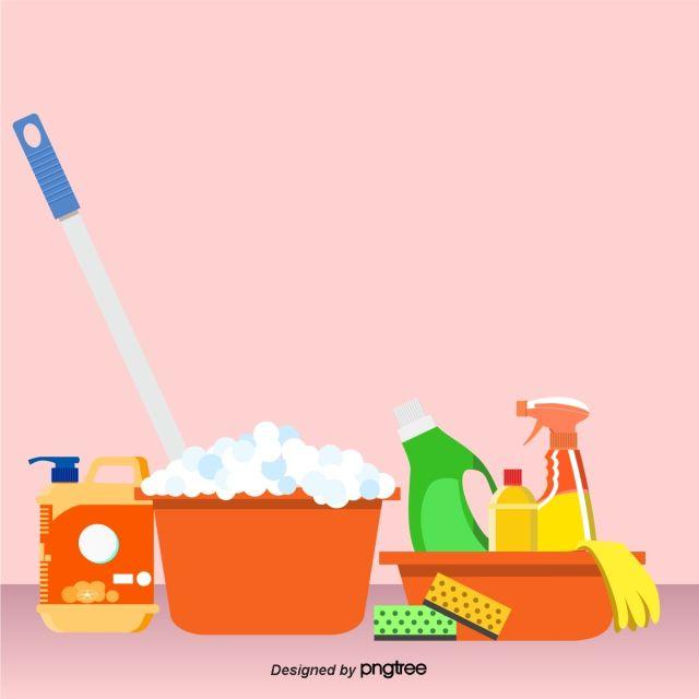 Herramientas De Limpieza De Vectores Gratis Png Y Vector Negocio De Limpieza Productos De Limpieza Ecologicos Articulos De Limpieza