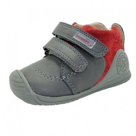 Princesse Mieux, Chaussures De Bébé Unisexe, Gris (gris), 26/27 En