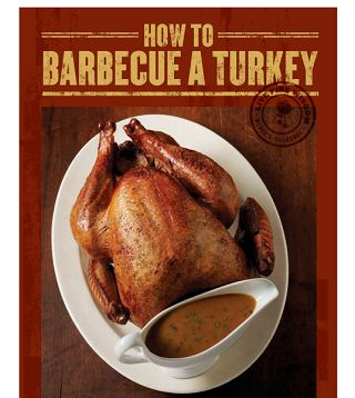 Free Cookbook: How to BBQ a Turkey