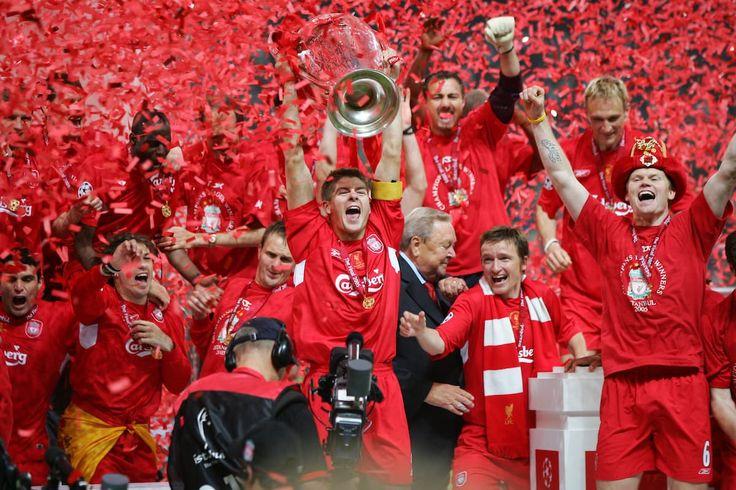 Cup treble, Benitez, Istanbul, Gerrard & Carragher – Liverpool FC in the 2000s