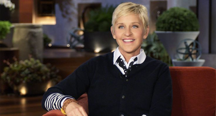 Ellen DeGeneres on her sheltered youth, forging her way as a female comedian, and her history-making decision to come out on TV.