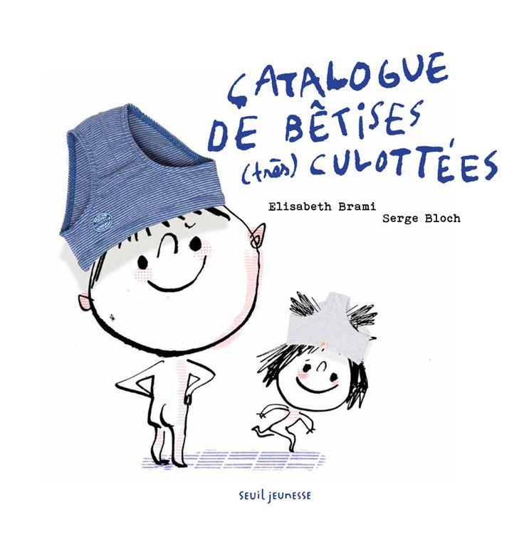 Serge Bloch, Petit Bateau et les éditions Seuil Jeunesse!