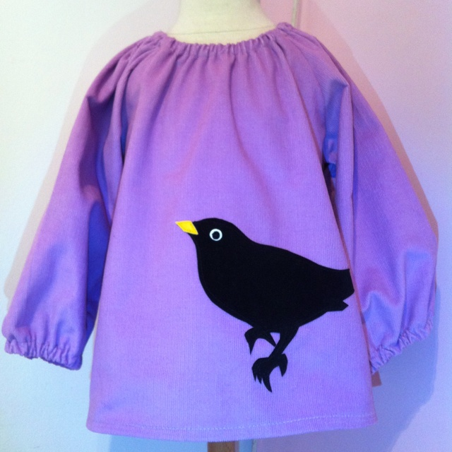 Blackbird blouse