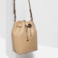 Image 5 of BAG WITH CROSS-BODY STRAP from Zara