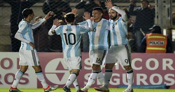 """Εχθές δεν μας βγήκε το στοίχημα, αλλά σήμερα έχουμε παιχνιδάκι που κάνει """"μπαμ"""", μεταξύ της Αργεντινής και του Παναμά. Μία Αργεντινή που έδειξε τα δόντια της απο το πρώτο παιχνίδι και εκτός απο την νίκη της που φαίνεται και στον στοιχηματισμό με... #copaamerica #αργεντινη #παναμασ"""