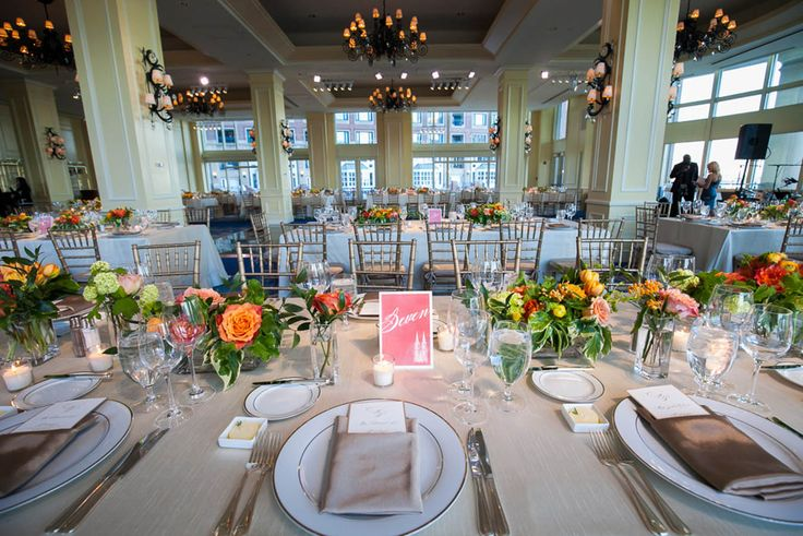 Planning + Design by EFD Creative www.efdcreative-events.com / Allegro Photography / Boston Harbor Hotel / Orly Khon Floral