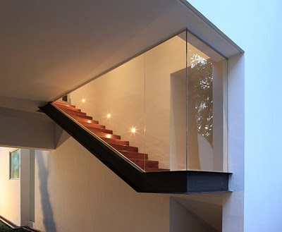 display stairs #vidrio #glass #vidro