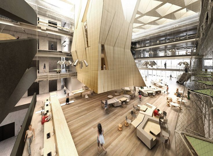 New Faculty Of Architecture University Melbourne By John Wardle Architects NADAAA Boston