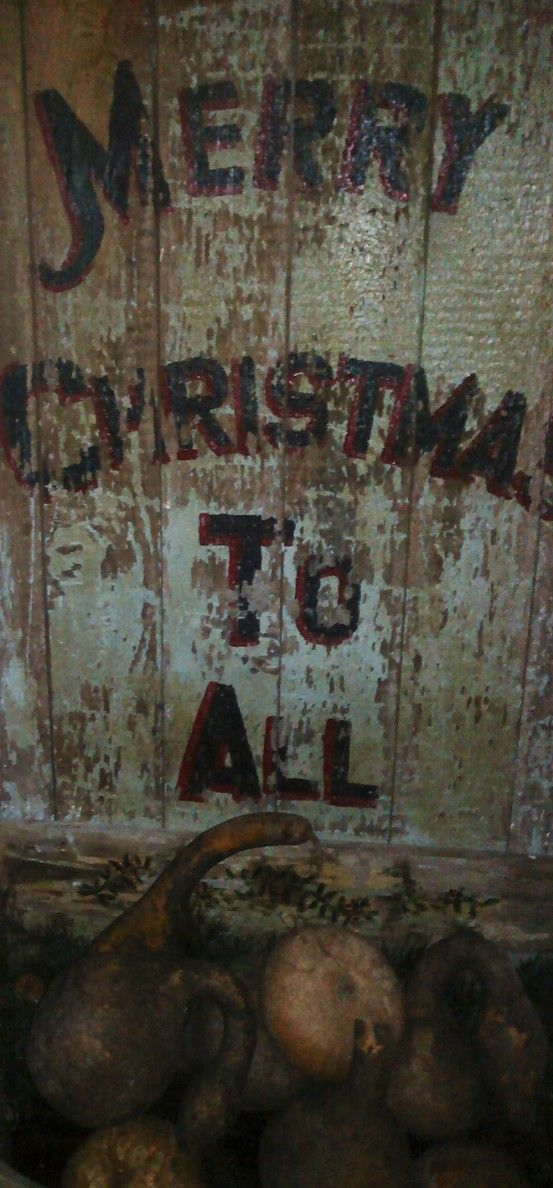 I love this sign and its distressing (possible pallet idea ?)