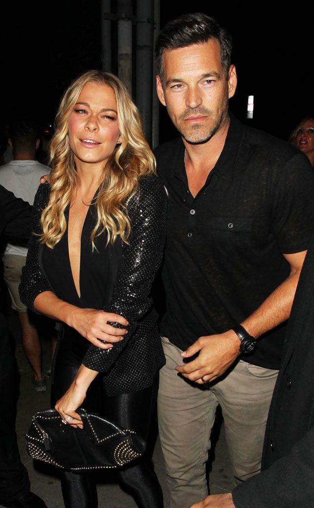 LeAnn Rimes and Eddie Cibrian's Reality Show Gets Canceled After 1 Season