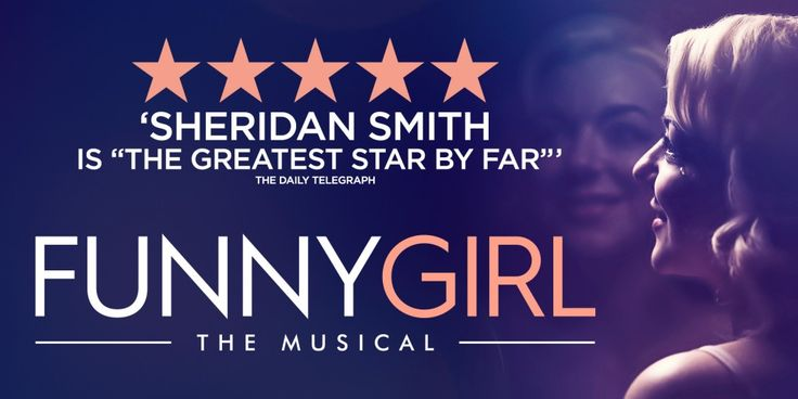 Extra performance added due to demand – tickets now on sale for Mon 8 May at 7.30pm Hot on the heels of a record breaking, critically acclaimed West End run, this 'utterly irresistible' (The Sunday Times) new production of Funny Girl stars Olivier Award-winning Sheridan Smith as Fanny Brice. Funny Girl brought global fame to …