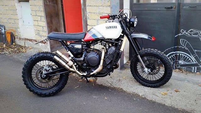 Honda Street Tracker Motorcycles