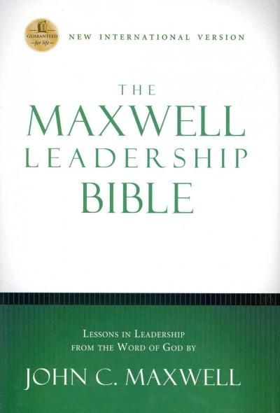 The Leadership expert, John Maxwell, provides an in-depth look at Gods laws for…