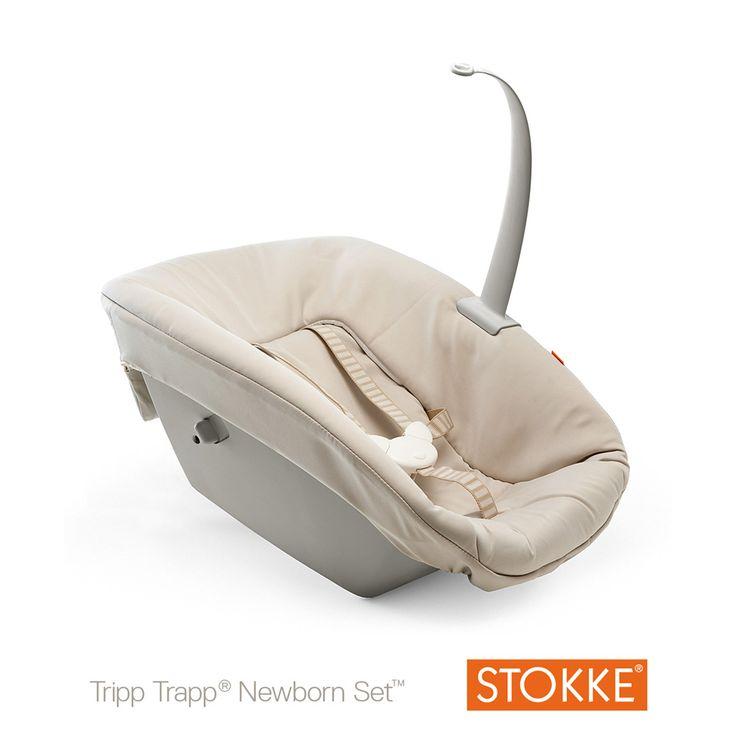 Siège Newborn Set pour Chaise Tripp Trapp -15% sur Allobébé