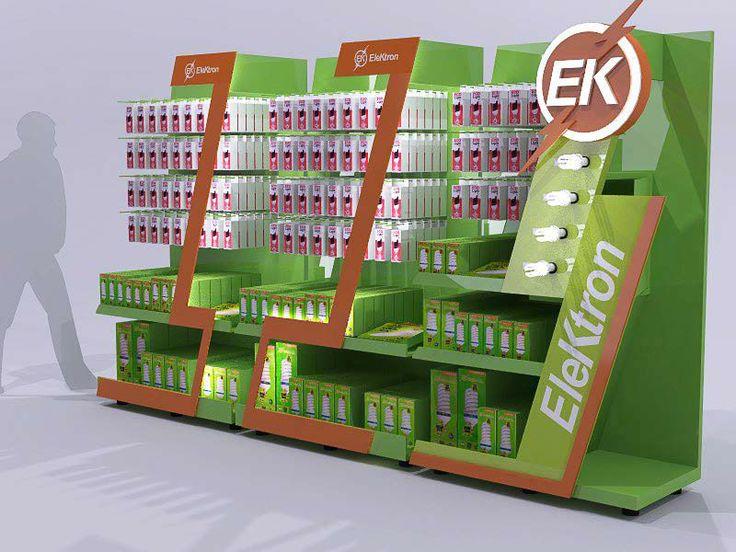 "Echa un vistazo a mi proyecto @Behance: ""Exhibidores modulares Elektron"" https://www.behance.net/gallery/41058305/Exhibidores-modulares-Elektron"