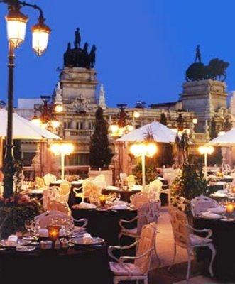 La Terrazza del Casino - Madrid.