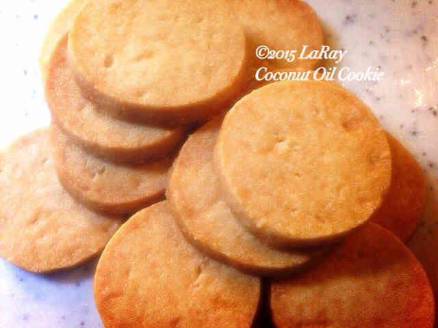 ココナッツオイルのクッキー*大人気!の画像