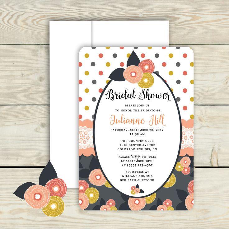 358d3435462da47b0cb17e7f216ebaad peach bridal showers peach flowers best 20 peach bridal showers ideas on pinterest peach weddings,Peach Bridal Shower Invitations