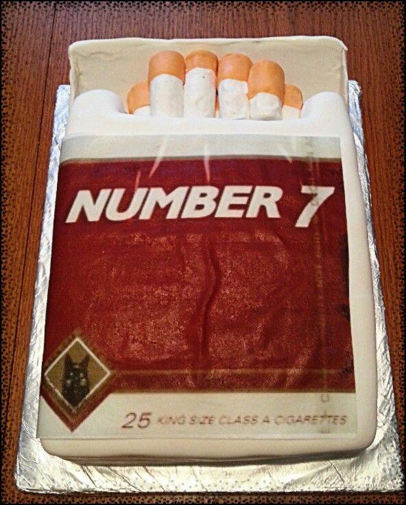 Cigarette number 7