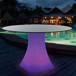 Dining Table Lighting, Outdoor Dining Tables, Outdoor Lighting, Patio Table,  Dining Chairs, Outdoor Spaces, Garden Ideas, Patio Ideas, Led