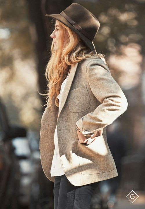 Perfect jacket and hat