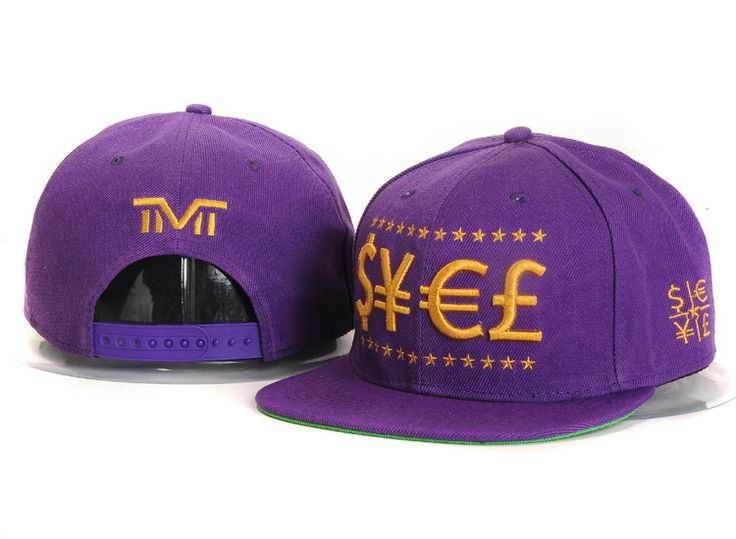 TMT Snapback Hat (2) , for sale $5.9 - www.hatsmalls.com