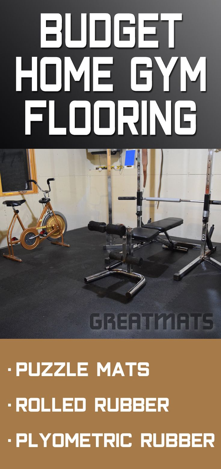 Budget home gym flooring the best flooring for home gym use