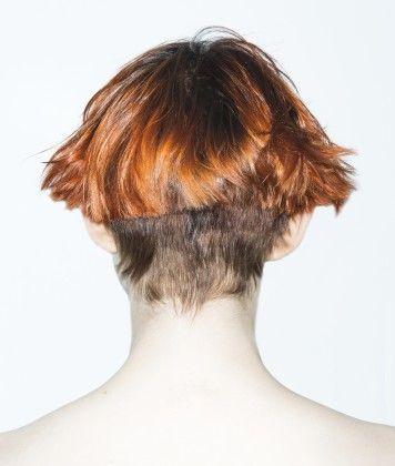 一剪成名!Alexander Wang 秋冬秀上討論度最高的短髮女模Katherine Moore - The Femin