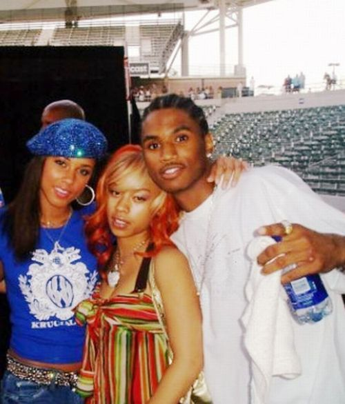 HUGE Throwback Of Alicia Keys, Trey Songz & Keyshia Cole