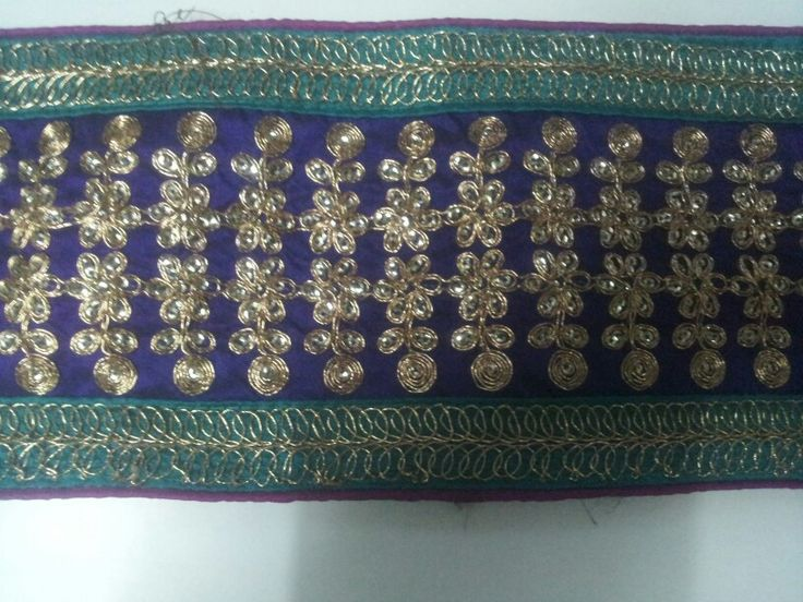 Embroidery lace rate 400/- rupees