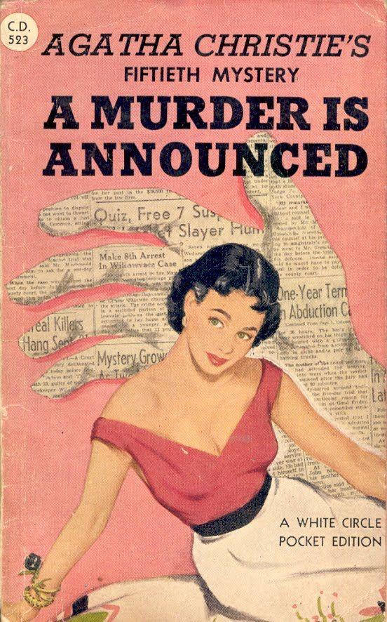 Agatha Christie : A Murder is Announced