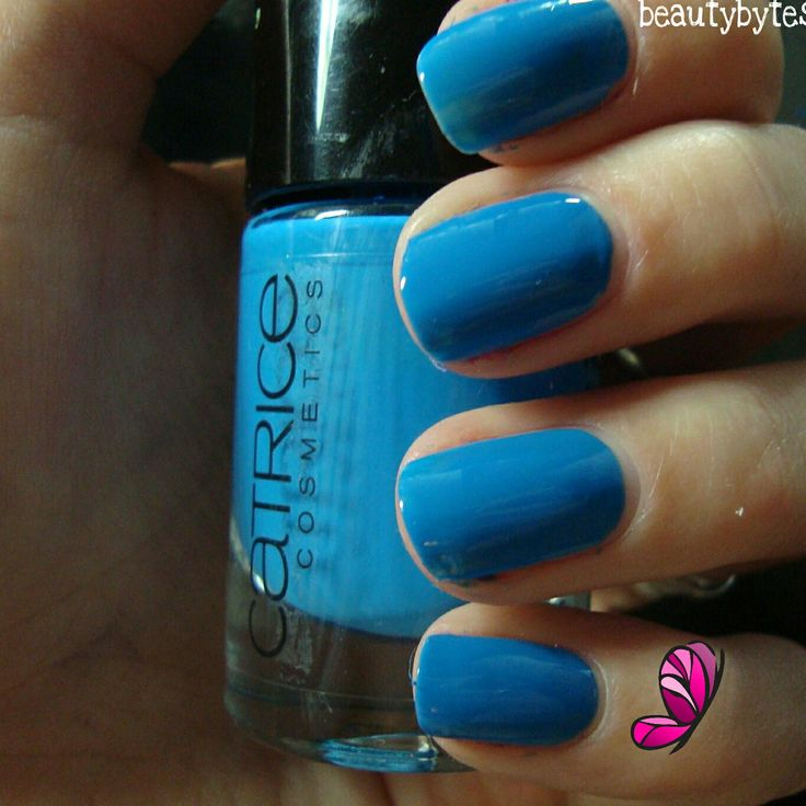 Catrice - Blue Cura Ciao