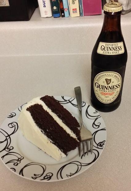 Guinness cake frosting recipe