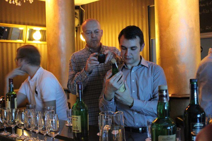 Whiskey & Instagram @ Foursquare Day Nitra 2013 #socialmedia #slovakia