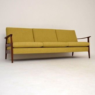 Danish sofa bed for sale London retro vintage | retrospectiveinteriors.com