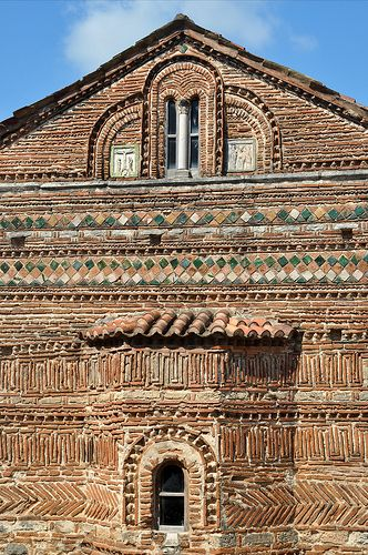 Church of Agia Theodora in Arta, Greece.