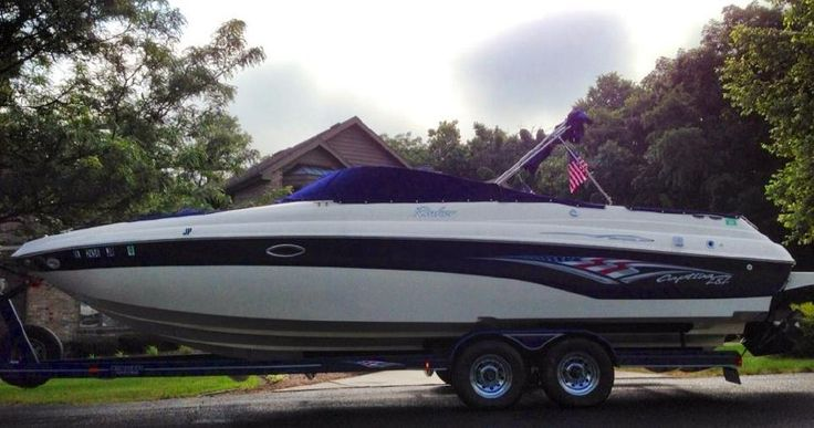 2003 Rinker 282 Captiva Bowrider Power Boat For Sale - www.yachtworld.com
