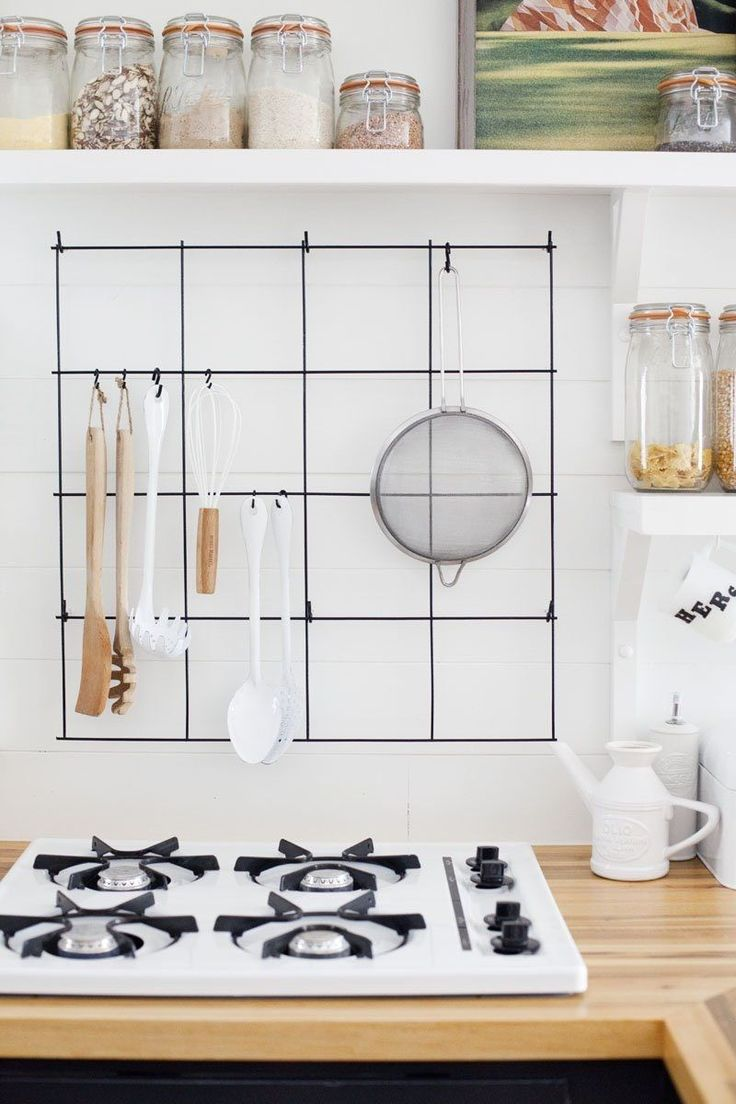 12 Super-Easy DIYs for a Badass Kitchen on a Budget — Kitchen Projects