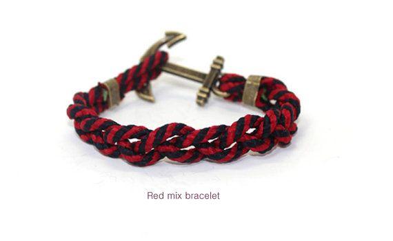 Captain No 2 Bracelet   Summer limted item by Myfunny on Etsy, $25.28