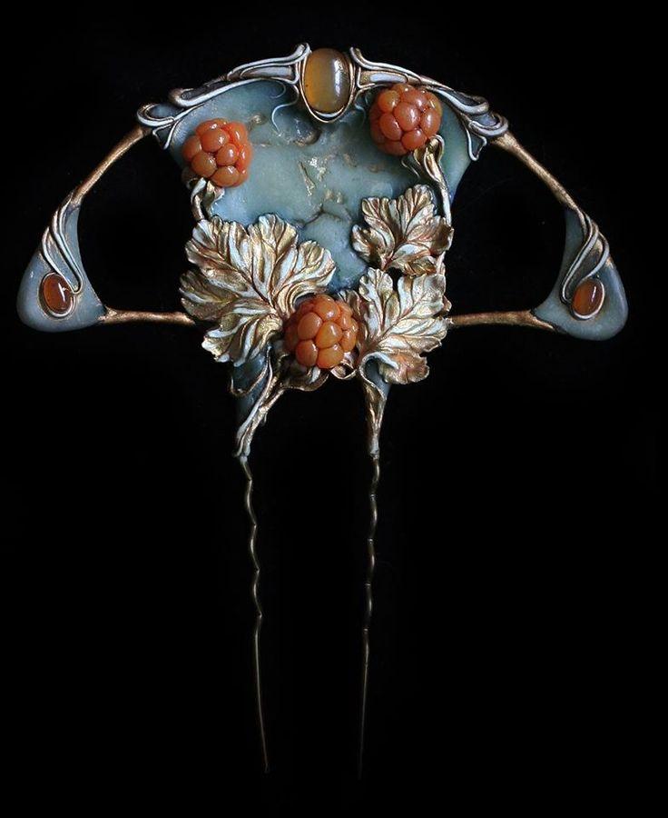 Valeria Myrusso Chicouté - cloudberry - hjortron - rubus chamaemorus