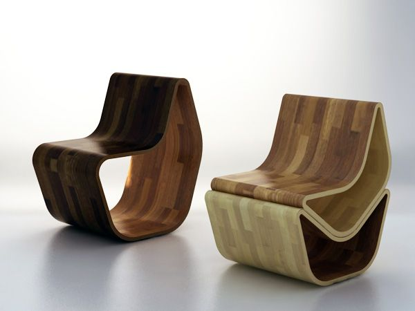 Wood Perfection Chair