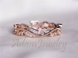 Image result for antique  rose gold dress rings