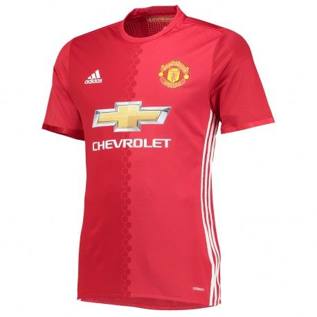 Maillot Manchester United 2016-2017 Pas Cher Domicile