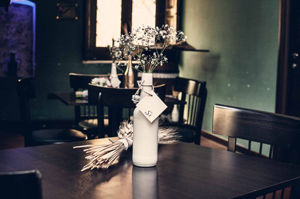 Inspiration shoot: Un matrimonio al pub